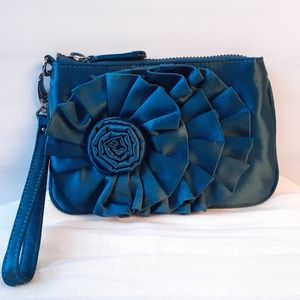 Nine West Silk Clutch